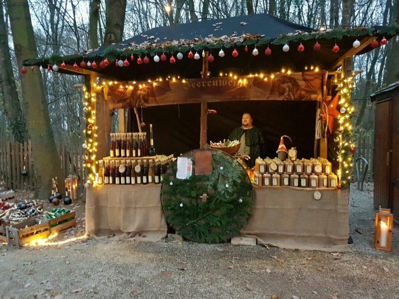 Weihnachtsmarkt Am Goetheturm.Weihnachten Steht Vor Der Tür Lavabrum Luxurium